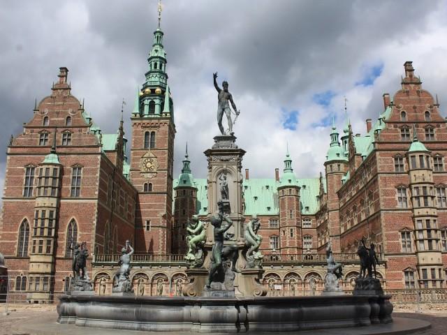 castelul frederiksborg danemarca 1