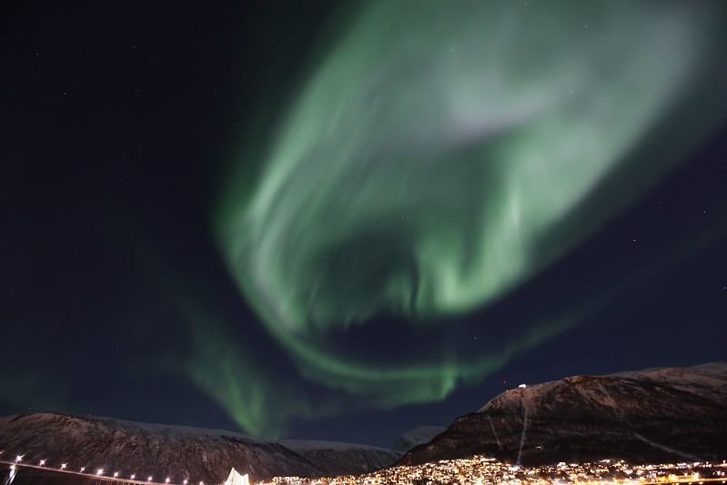 Aurora over Tromso