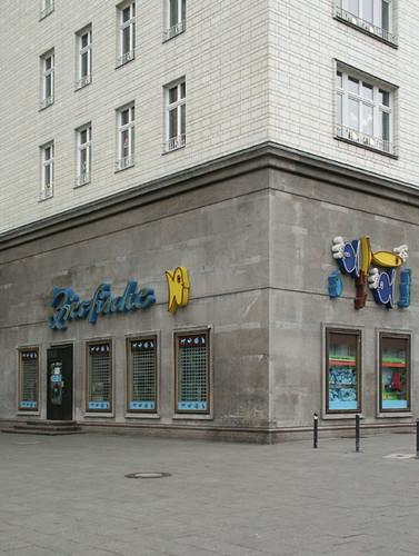 Zierfische shop berlin friedrichshain frankfurter tor for Zierfisch shop