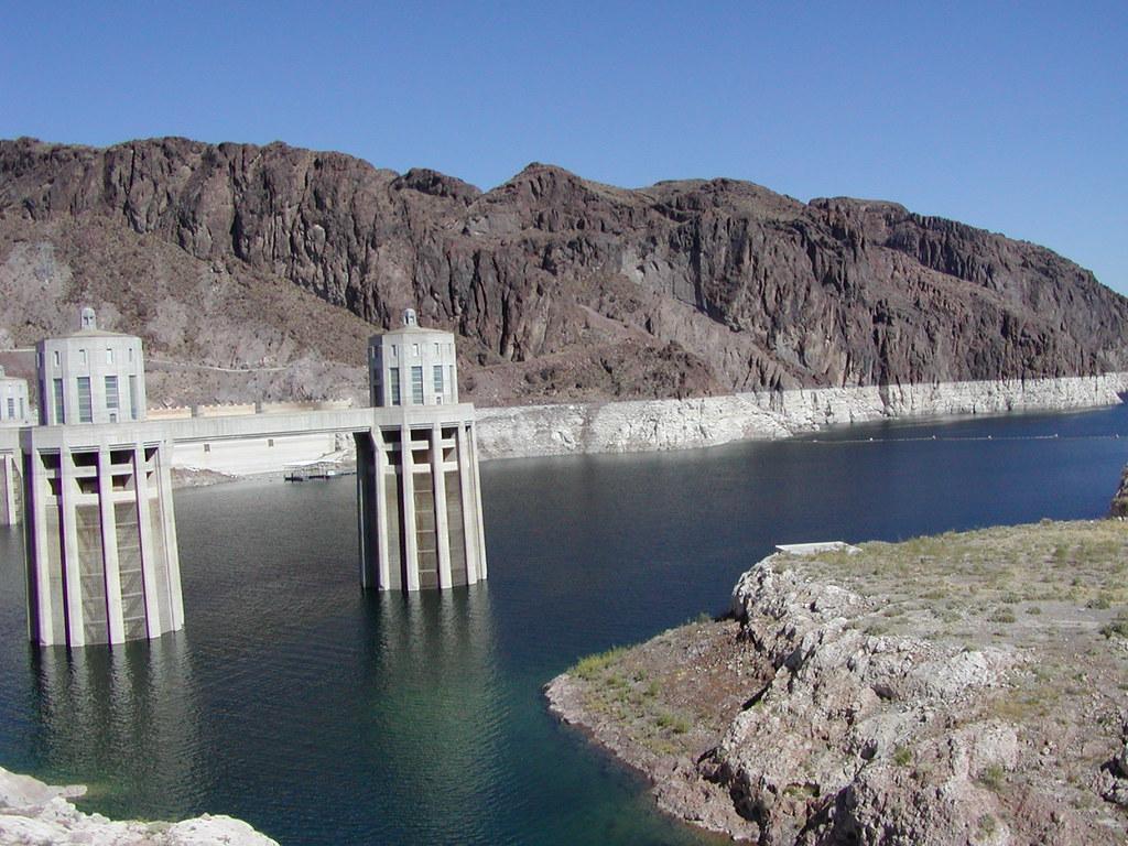 Hoover dam and lake mead us bureau of reclamation wikipedi flickr - Us bureau of reclamation ...