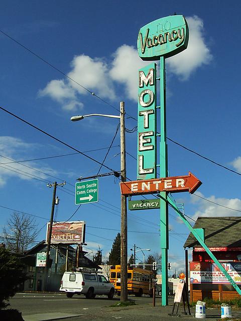 Motel  Seattle Ibaquah
