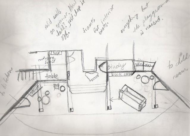 Set Design A Doll S House Groundplan Jaime Romero Flickr