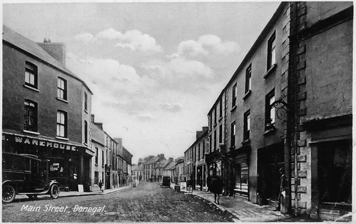 Main Street, Donegal Town. 1930's | by bettlebrox