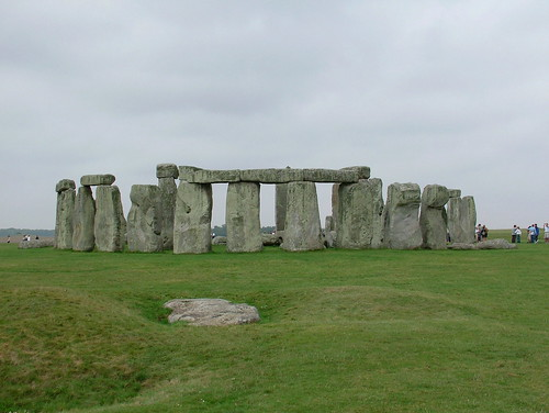 Stonehenge | by Darkest Before Dawn