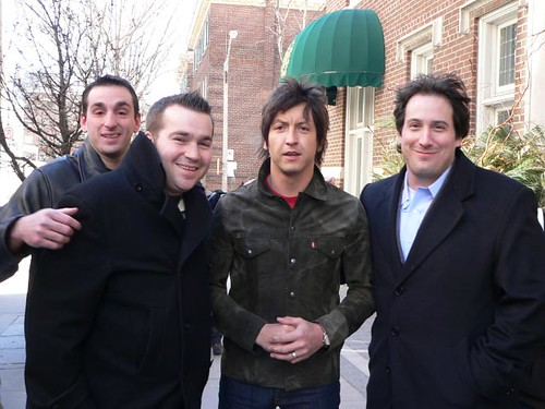 The Kwitcos and Katz with Gem Archer March 20 2006 in Toronto | by CoolBritannia