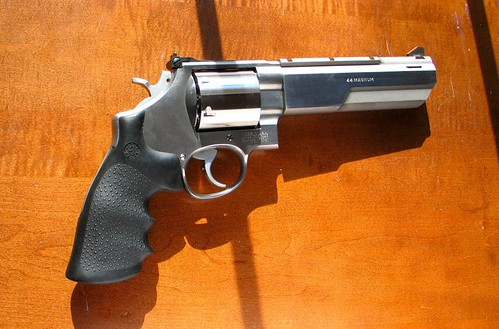 Smith and Wesson 44 Magnum Hunter Custom Revolver | As seen … | Flickr