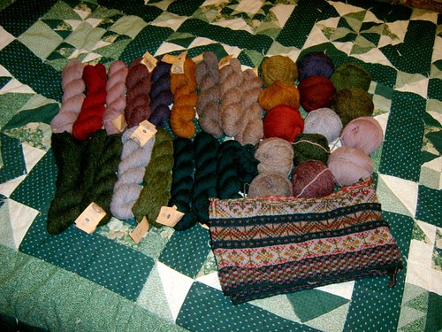 Jamieson Shetland wool | by Magnificent Wilf