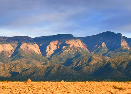 Sandia Mountains | by Mike Pedroncelli