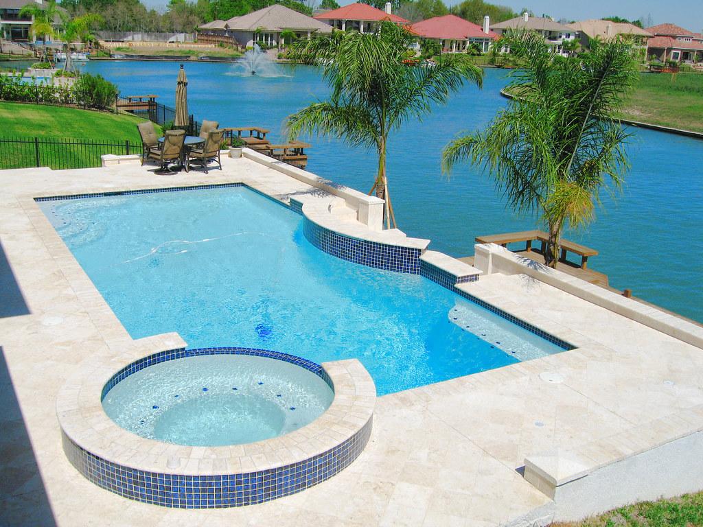Rectangle Pool Spa Shape