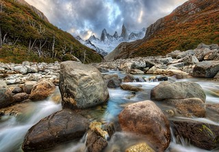 The River Runs Through the Andes | by Stuck in Customs