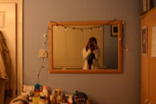 Fairy Lights Room Decoration Tumblr