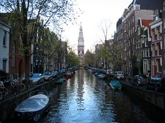 Amsterdam Canal | by pumicehead