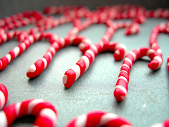 baking candy canes