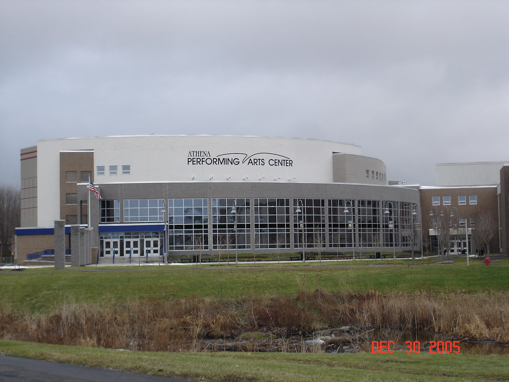 Greece Athena High School Performing Arts Center Michael Sauers Flickr