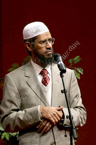 Dr Zakir Naik at RIS | by Elysium Exposed