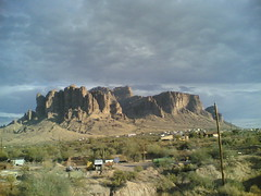 Superstition mountains | by donlbe