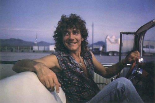 Robert Plant Photos