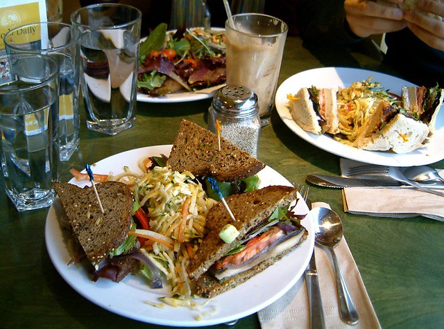 Vegetarian Organic Food Burlington Near Me