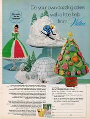Wilton Wonder Mold Cake Recipe