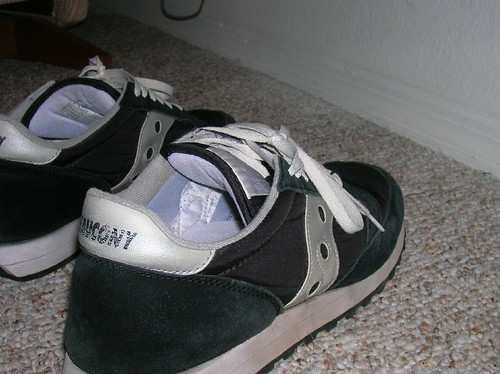 shoes these are my smelly athletic shoes used for