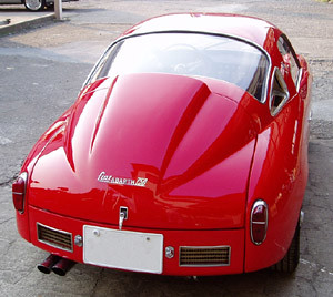 Fiat Abarth 750 Record Monza Coupe Zagato 4 Fiat