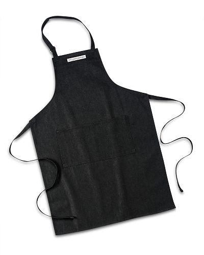 White Apron  Iece Kitchen Set