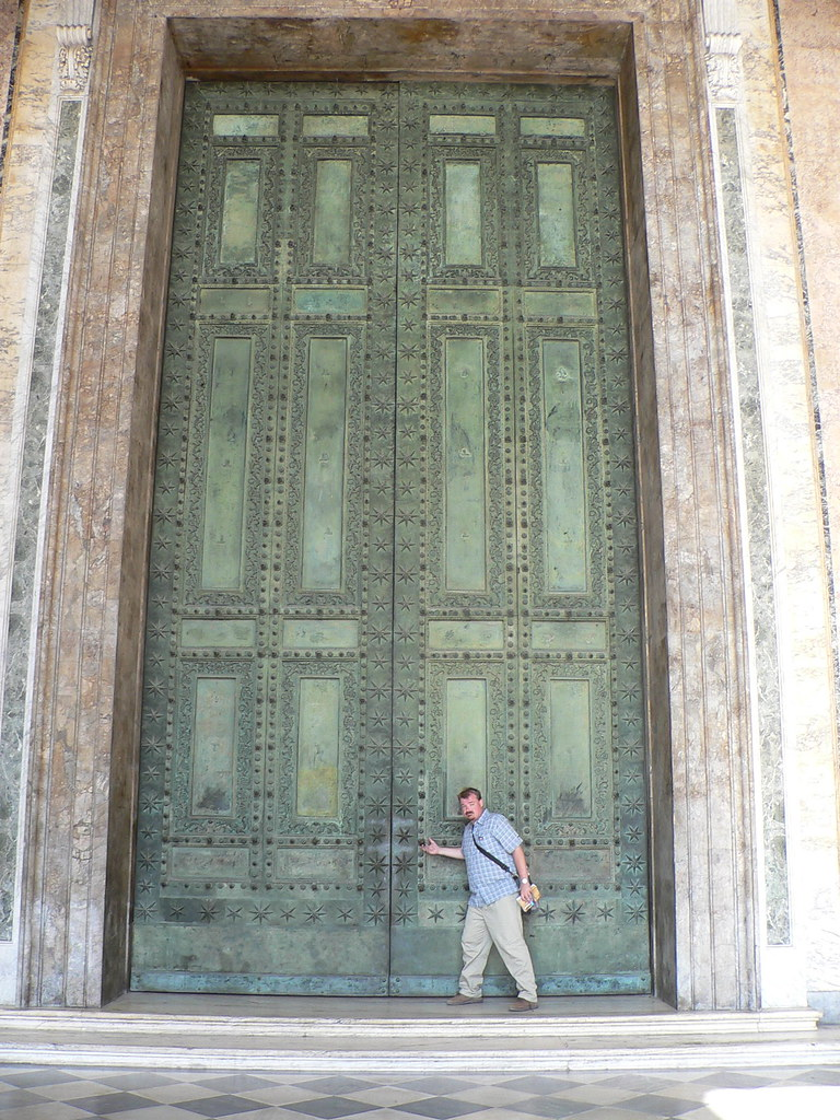 ... Bronze Doors of the Roman Senate House (the Curia) | by MrJennings & Bronze Doors of the Roman Senate House (the Curia) | Flickr Pezcame.Com