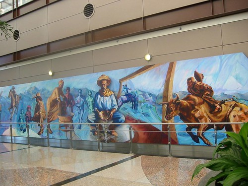 Mural denver airport denver colorado mural denver for Denver mural airport