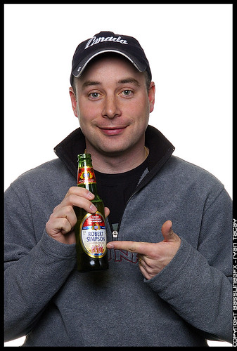"The ""Robert Simpson Confederation Ale"" advert, by Ryan 