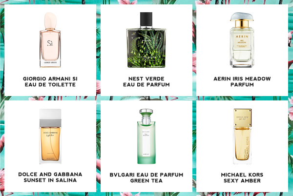 Best Summer Scents 2015