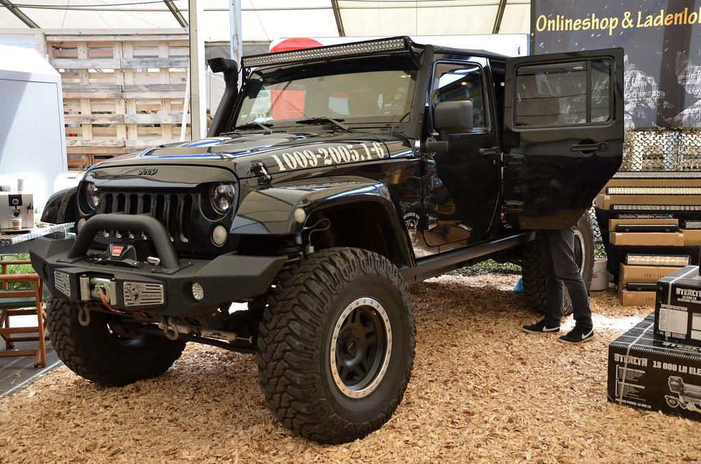 Lifted Jeep Wrangler Rubicon Don Felix Flickr