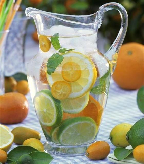 Water Challenge - Citrus