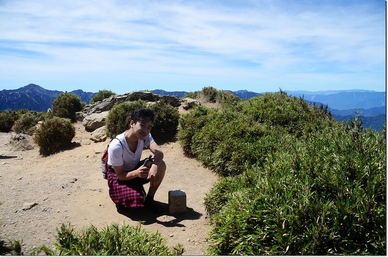 豆豆的第一座台灣百岳~合歡山