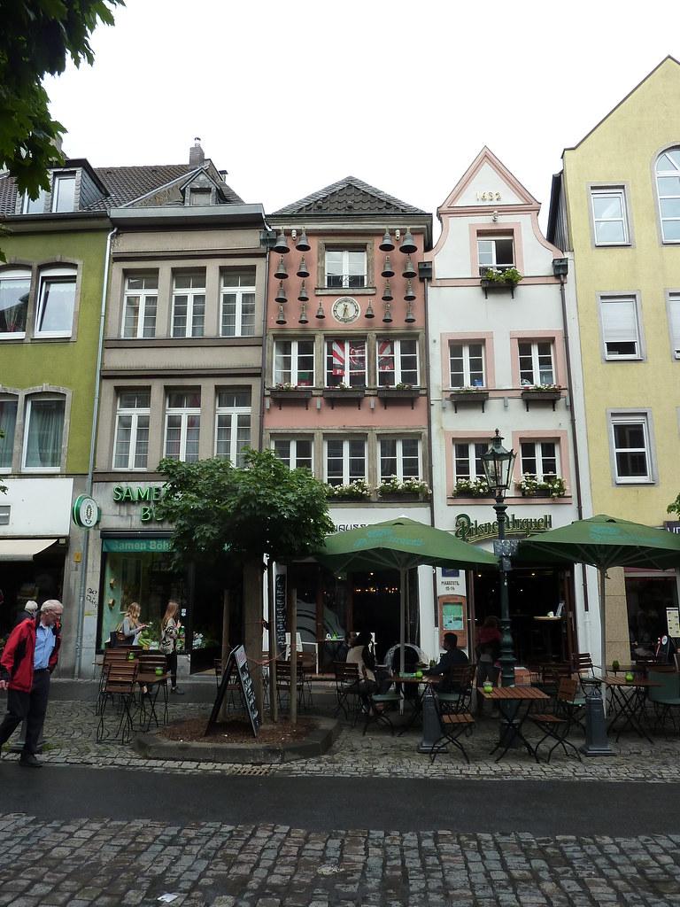 dusseldorf old town john hartnup flickr. Black Bedroom Furniture Sets. Home Design Ideas