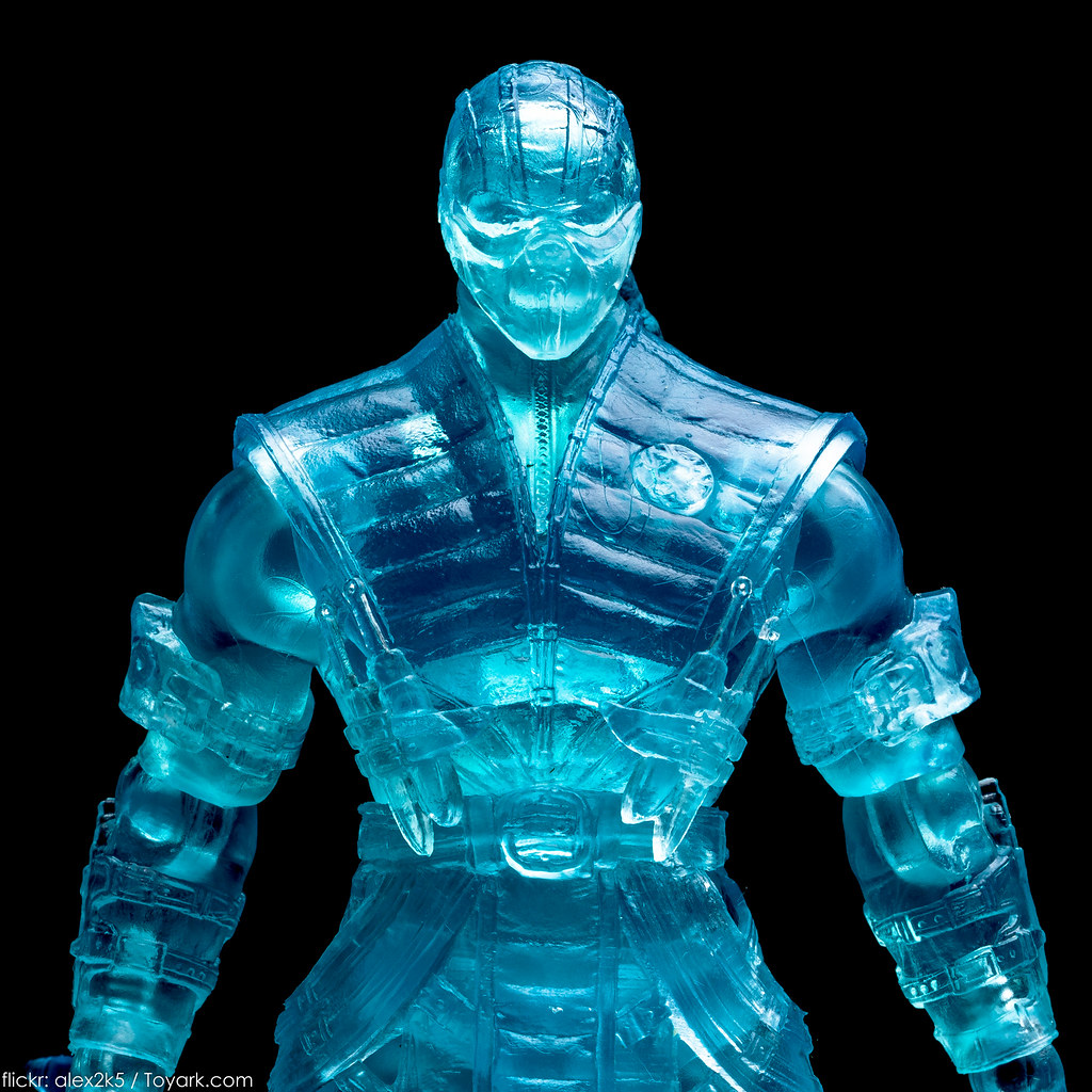 mortal kombat x ice clone sub zero full set flickr. Black Bedroom Furniture Sets. Home Design Ideas