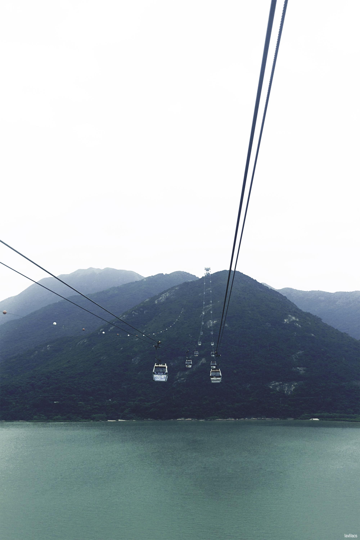 lavlilacs Hong Kong Lantau Island Ngong Ping 360