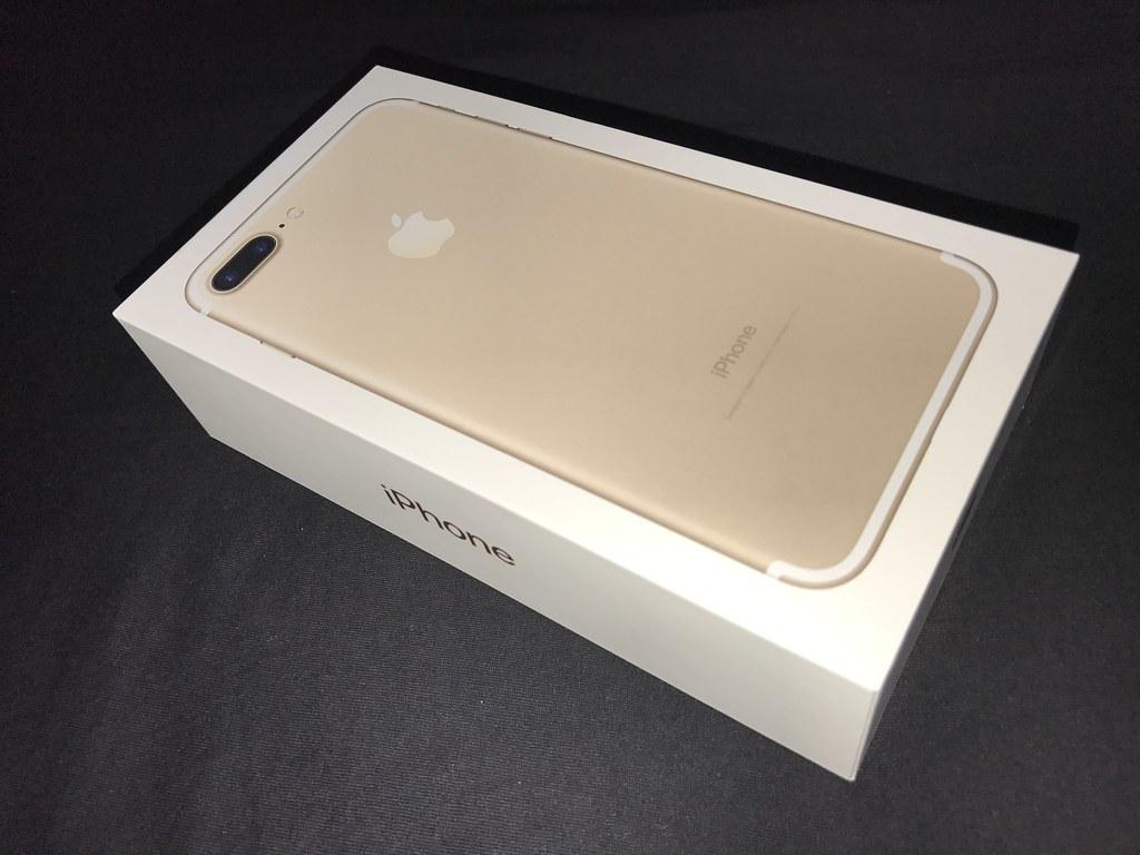 iphone 7 plus gold box. iphone 7 plus gold box (2) | by honou iphone n