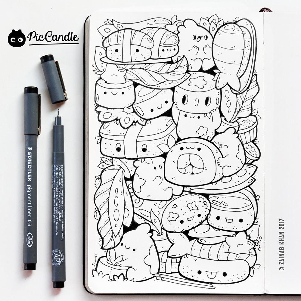 Sushi Doodle 22JAN17 ...
