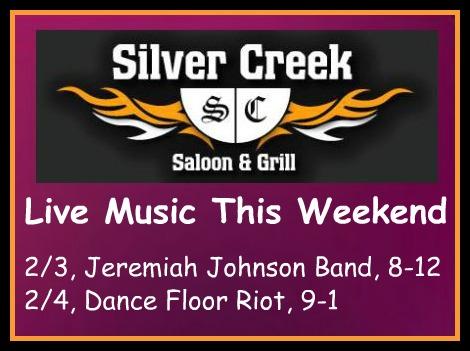 Silver Creek 2-3-17