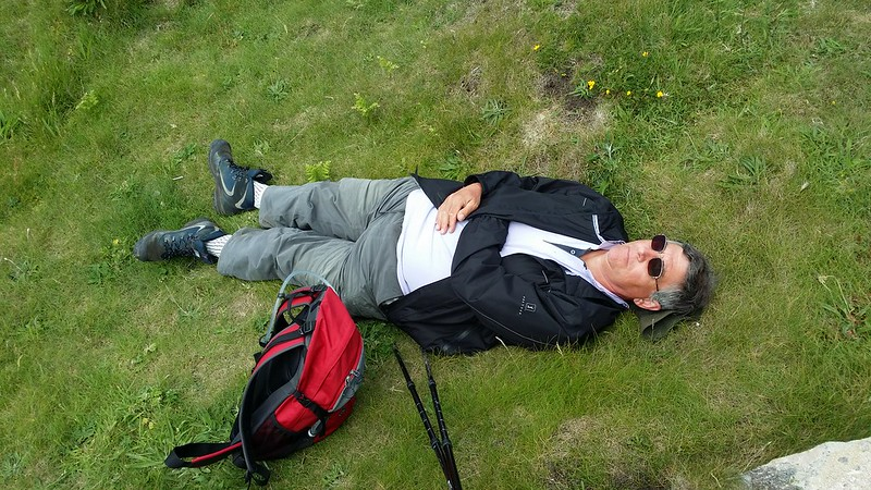 Post-lunch rest #SWCP #sh