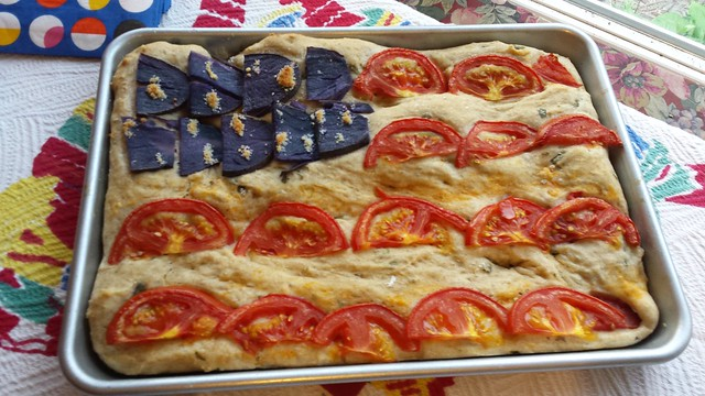 Move over Flag Cake