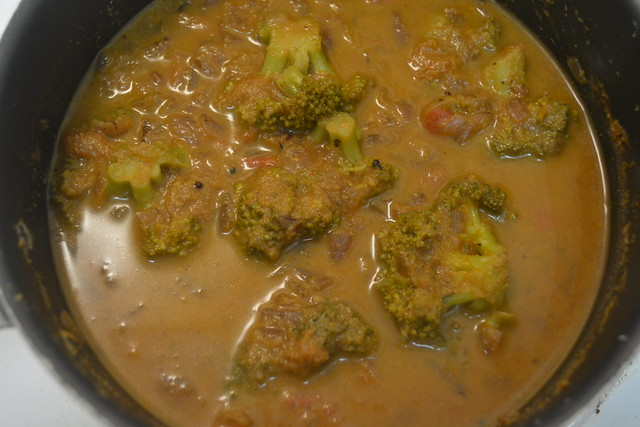 Broccoli Curry Recipe