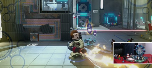LEGO Dimensions Ghostbusters Peter Venkman