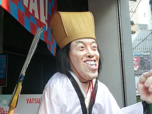 YATSUI FESTIVAL! 2015 巨大やつい人形
