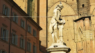 Luigi Galvani - The first Galvanizer - Bologna | by ATHOS TH. On and Off