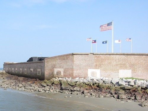 Fort Sumter 4 Aug 11 1670A