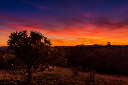 Algarve Serra Sunset | by www.craigrogers.photography