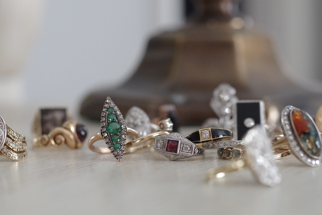 Speakeasy Jewels Collection