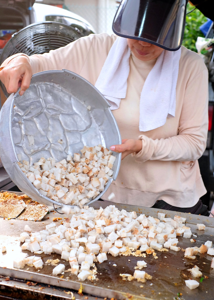 KSL Monday Night Market: White Char Kueh