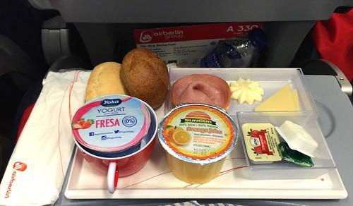 178 - Frühstück bei Air Berlin